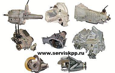 Разборка и ремонт коробки передач автомобиля ВАЗ